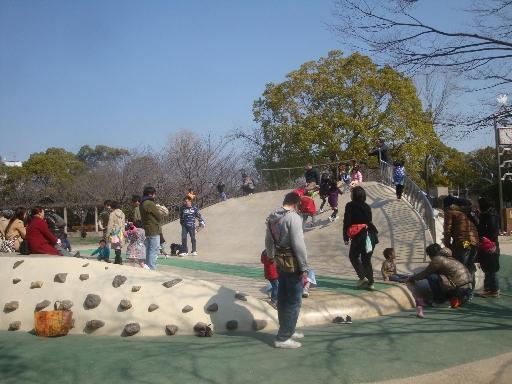 行船 公園
